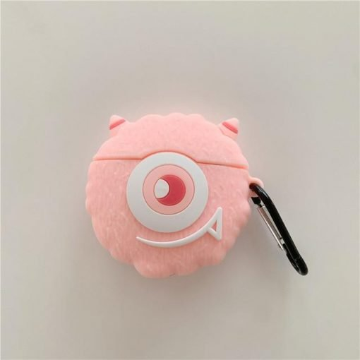 Cute Big Eyes Monster Premium AirPods Case Shock Proof Cover