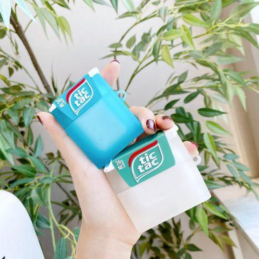 Tic Tac Mints Premium AirPods Pro Case Shock Proof Cover