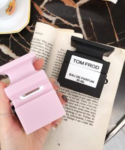 Tom Ford Perfume Premium AirPods Case Shock Proof Cover