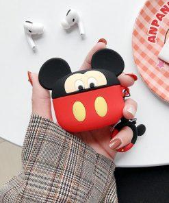 Disney Mickey 'Peekaboo' Premium AirPods Pro Case Shock Proof Cover