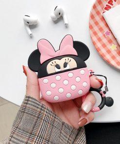Disney Minnie 'Peekaboo' Premium AirPods Pro Case Shock Proof Cover