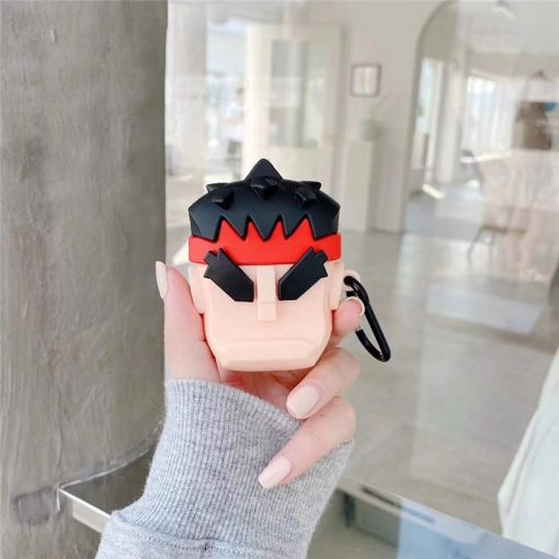 Street Fighter 'Ryu' Premium AirPods Case Shock Proof Cover