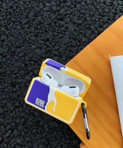 Kobe 'Lakers Colors' Premium AirPods Pro Case Shock Proof Cover