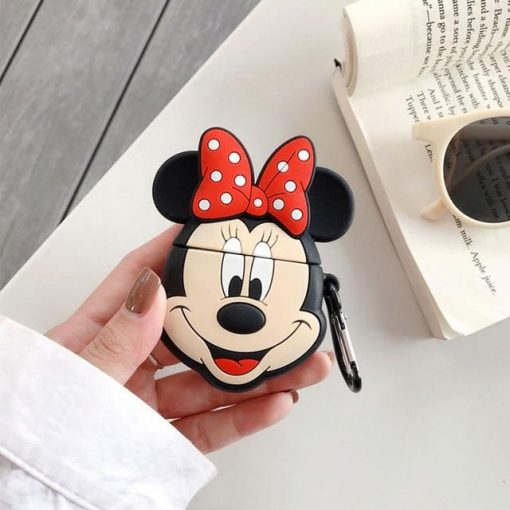 Minnie Mouse 'Classic' Premium AirPods Case Shock Proof Cover