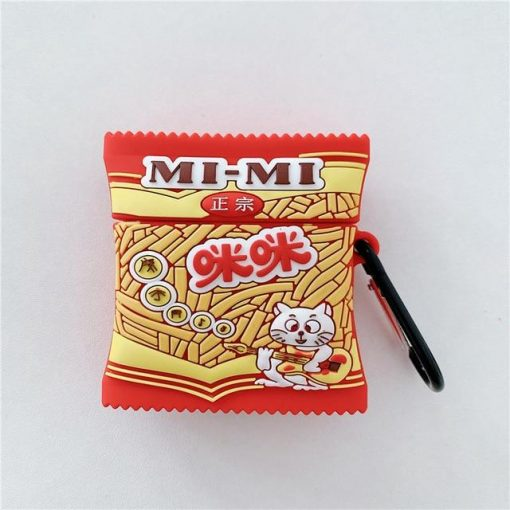 Mi-Mi Snack Premium AirPods Pro Case Shock Proof Cover