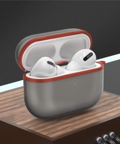 Silicone Matte AirPods Pro Case Shock Proof Cover