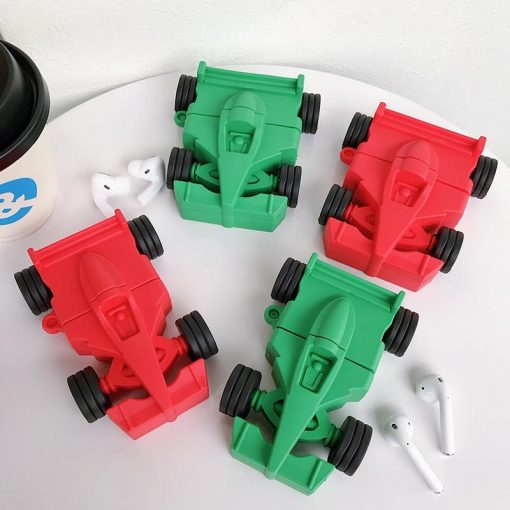 F1 Racecar Premium AirPods Pro Case Shock Proof Cover