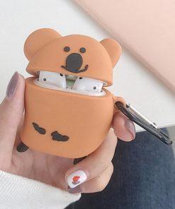 Cute Koala Premium AirPods Case Shock Proof Cover