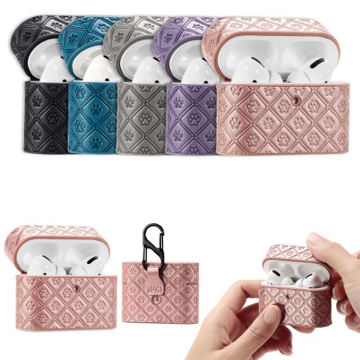 Cute Puppy Paws AirPods Pro Case Shock Proof Cover