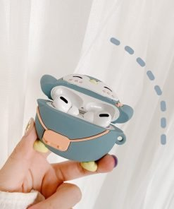 Penguin 'Excited   Bag' Premium AirPods Pro Case Shock Proof Cover