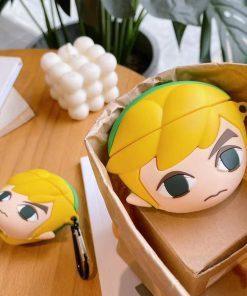 Legend of Zelda 'Link' Premium AirPods Pro Case Shock Proof Cover