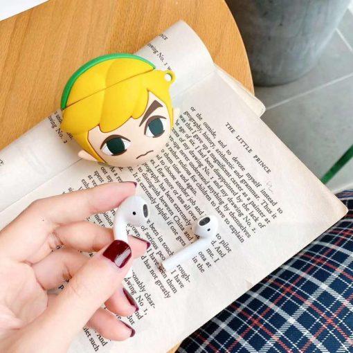 Legend of Zelda 'Link' Premium AirPods Case Shock Proof Cover