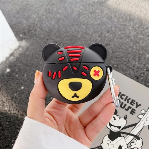 Gloomy Bear Premium AirPods Case Shock Proof Cover
