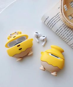 Yellow Duck Kigurumi Premium AirPods Pro Case Shock Proof Cover