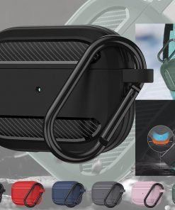 Sleek Silicone AirPods Pro Case Shock Proof Cover