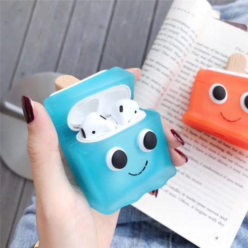Melting Popsicle Premium AirPods Case Shock Proof Cover