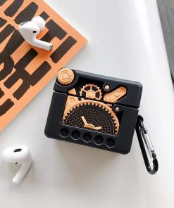 Mechanical Gear Premium AirPods Pro Case Shock Proof Cover