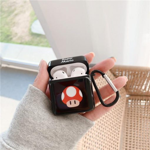 Super Mario 'Swag' AirPods Case Shock Proof Cover