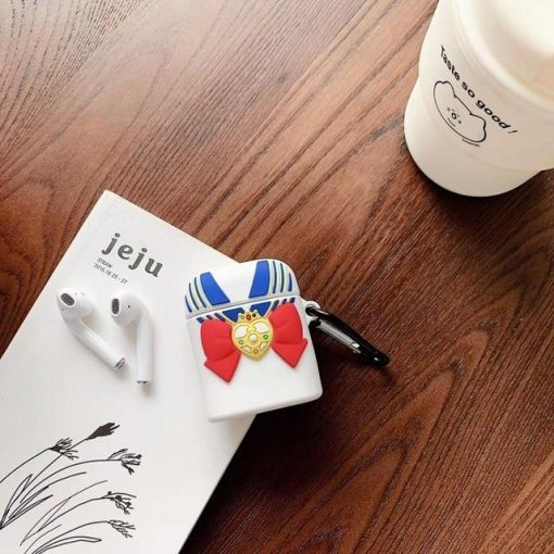 Sailor Moon Outfit Premium AirPods Case Shock Proof Cover