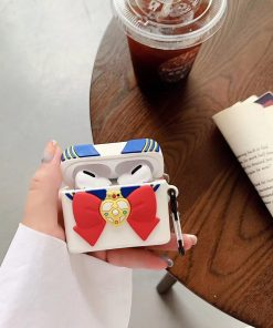 Sailor Moon Outfit Premium AirPods Pro Case Shock Proof Cover