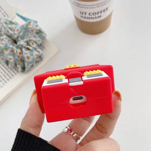 McDonald's Mini Restaurant Premium AirPods Pro Case Shock Proof Cover