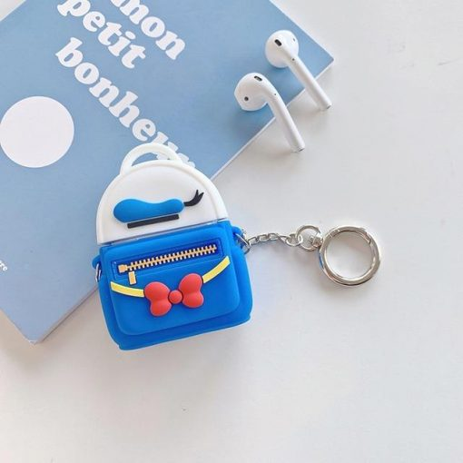 Donalds Backpack '2.0' AirPods Case Shock Proof Cover