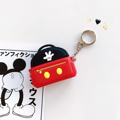 Mickey Backpack '2.0' Premium AirPods Pro Case Shock Proof Cover