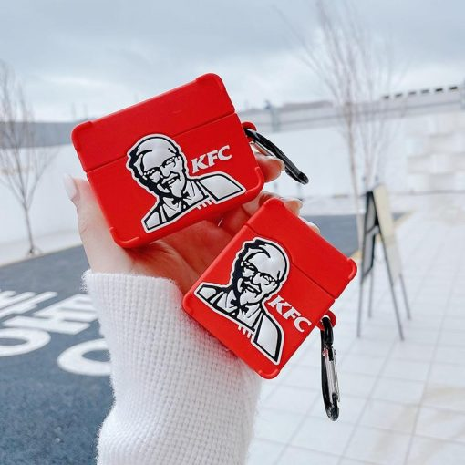 KFC AirPods Pro Case Shock Proof Cover