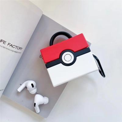 Pokemon 'Poke   Case' Premium AirPods Pro Case Shock Proof Cover