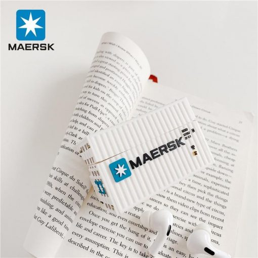 Maersk Container Premium AirPods Pro Case Shock Proof Cover
