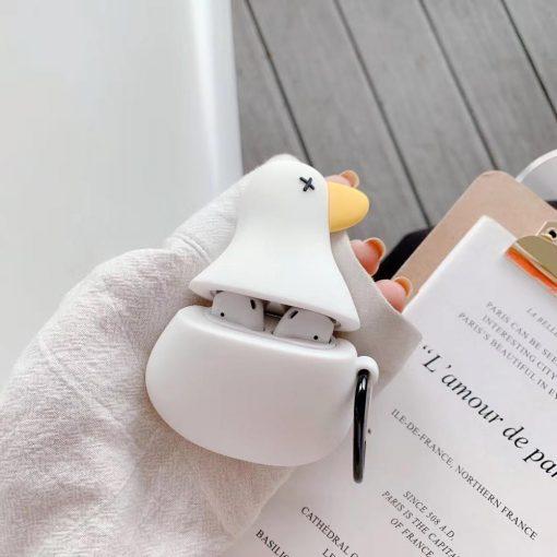 Dead Duck Premium AirPods Case Shock Proof Cover