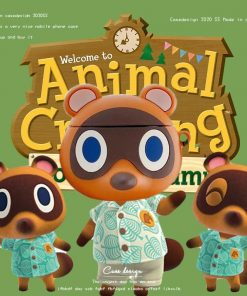 Animal Crossing 'New Leaf' AirPods Pro Case Shock Proof Cover