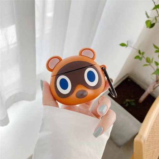 Animal Crossing 'Tom Nook' AirPods Pro Case Shock Proof Cover