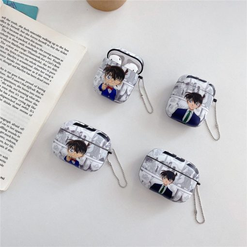 Case Closed 'Detective Conan' AirPods Pro Case Shock Proof Cover