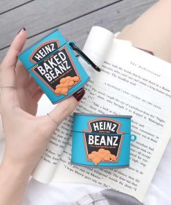 Heinz Baked Beans Premium AirPods Pro Case Shock Proof Cover