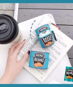 Heinz Baked Beans Premium AirPods Case Shock Proof Cover