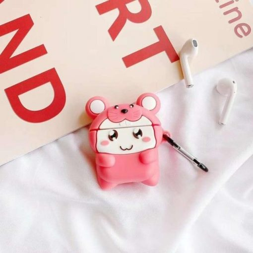Baby in a Mouse Costume Premium AirPods Case Shock Proof Cover