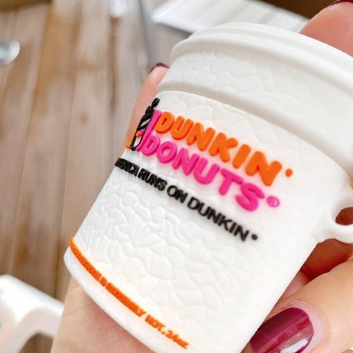 Dunkin Donuts Cup Premium AirPods Pro Case Shock Proof Cover