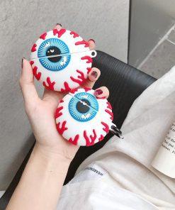 Bloodshot Eyeball Premium AirPods Pro Case Shock Proof Cover