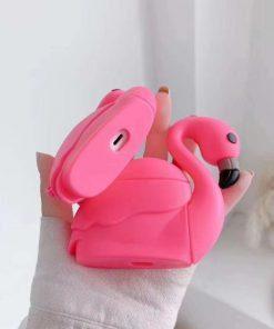 Flamingo Premium AirPods Case Shock Proof Cover