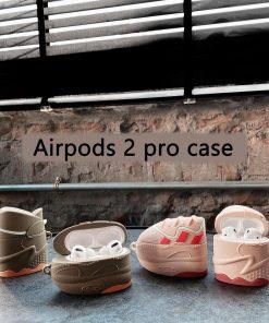 Fashion Sneaker Premium AirPods Pro Case Shock Proof Cover