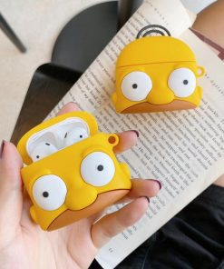 The Simpsons 'Homer' Premium AirPods Case Shock Proof Cover