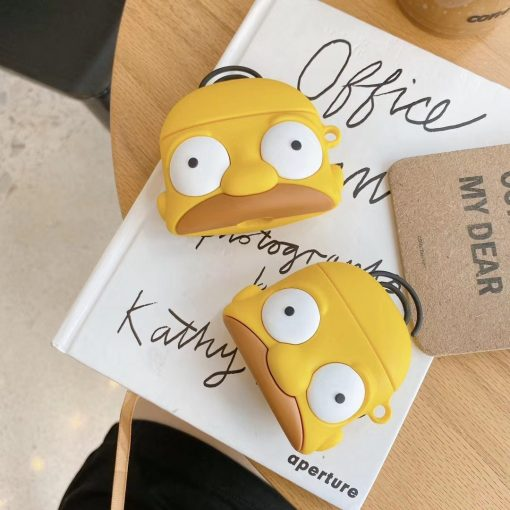 The Simpsons 'Homer' Premium AirPods Pro Case Shock Proof Cover