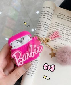 Barbie AirPods Pro Case Shock Proof Cover