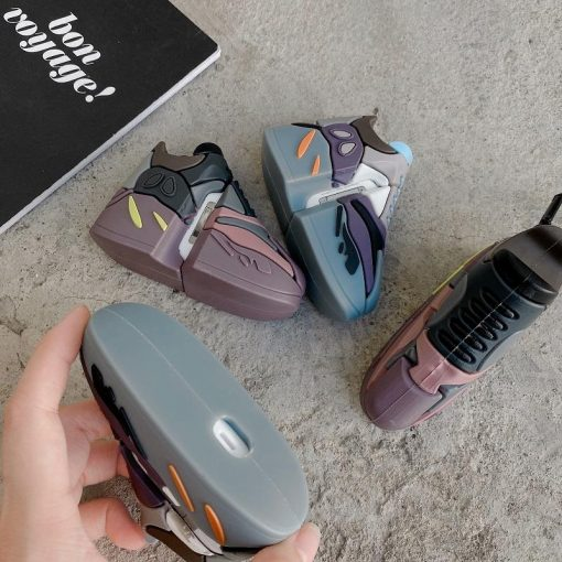 Yeezy Boost 700 Sneaker Premium AirPods Case Shock Proof Cover