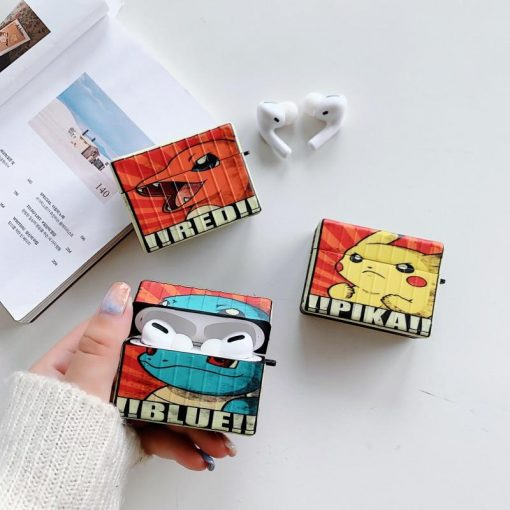Pokemon 'Colors   Modular' AirPods Pro Case Shock Proof Cover