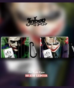 Joker 'Here's My Card   Modular' AirPods Pro Case Shock Proof Cover