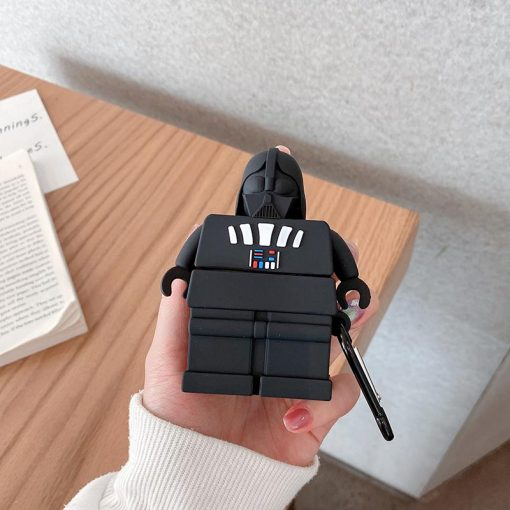 Star Wars 'Lego Darth Vader' Premium AirPods Case Shock Proof Cover