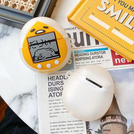 Egg Tamagotchi Premium AirPods Pro Case Shock Proof Cover
