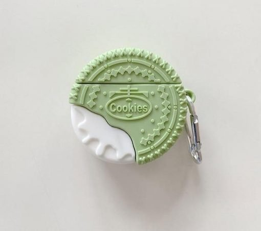 Biscuit Cookie Premium AirPods Case Shock Proof Cover